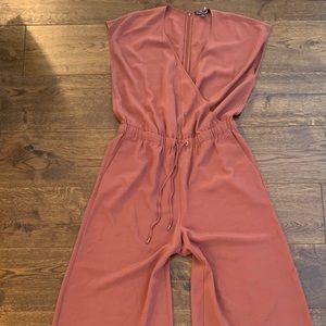 Eileen Fisher Crepe Jumpsuit